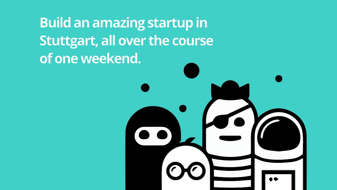 Startup Weekend Stuttgart 2014 – Jetzt wird's international!