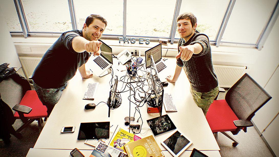"""HdM-Startups räumen beim Innovationsprogramm """"Junge Innovatoren"""" ab"""