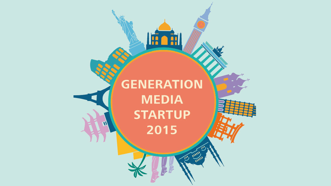 Generation Media Startup 2015: Starting Points for Internationalization