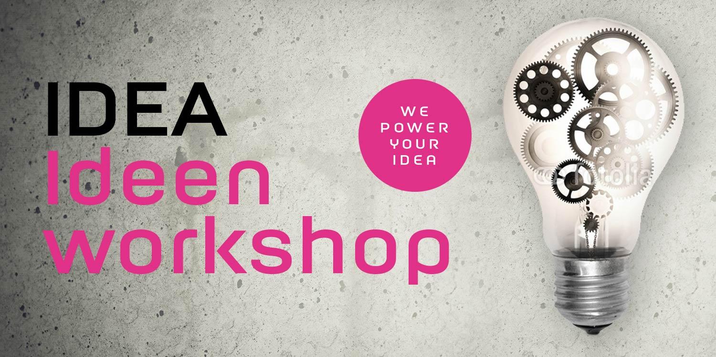 IDEA Ideenworkshop Hochschule der Medien Stuttgart