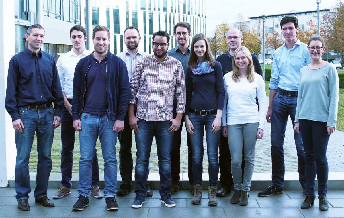 Masterstudium Intra- und Entrepreneurship (tech) Gruppe