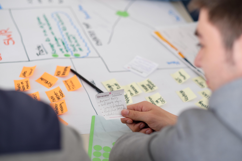 IDEA Lab an der HdM – Hier entsteht die Zukunft der Medien
