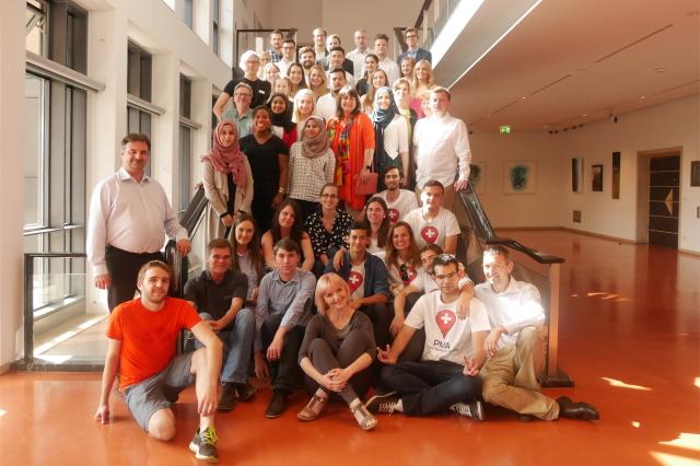 EBMC Finale 2017: Entrepreneurial Heartset gefragt