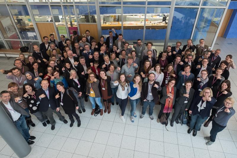 34. EXIST-Workshop an der HdM – Kreativer denn je