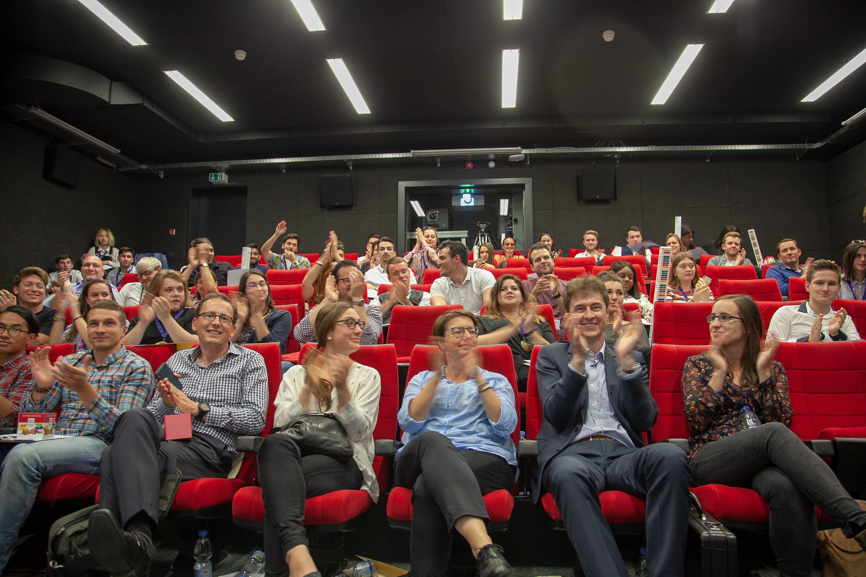 Filmreife Pitches beim EBMC-Finale 2018