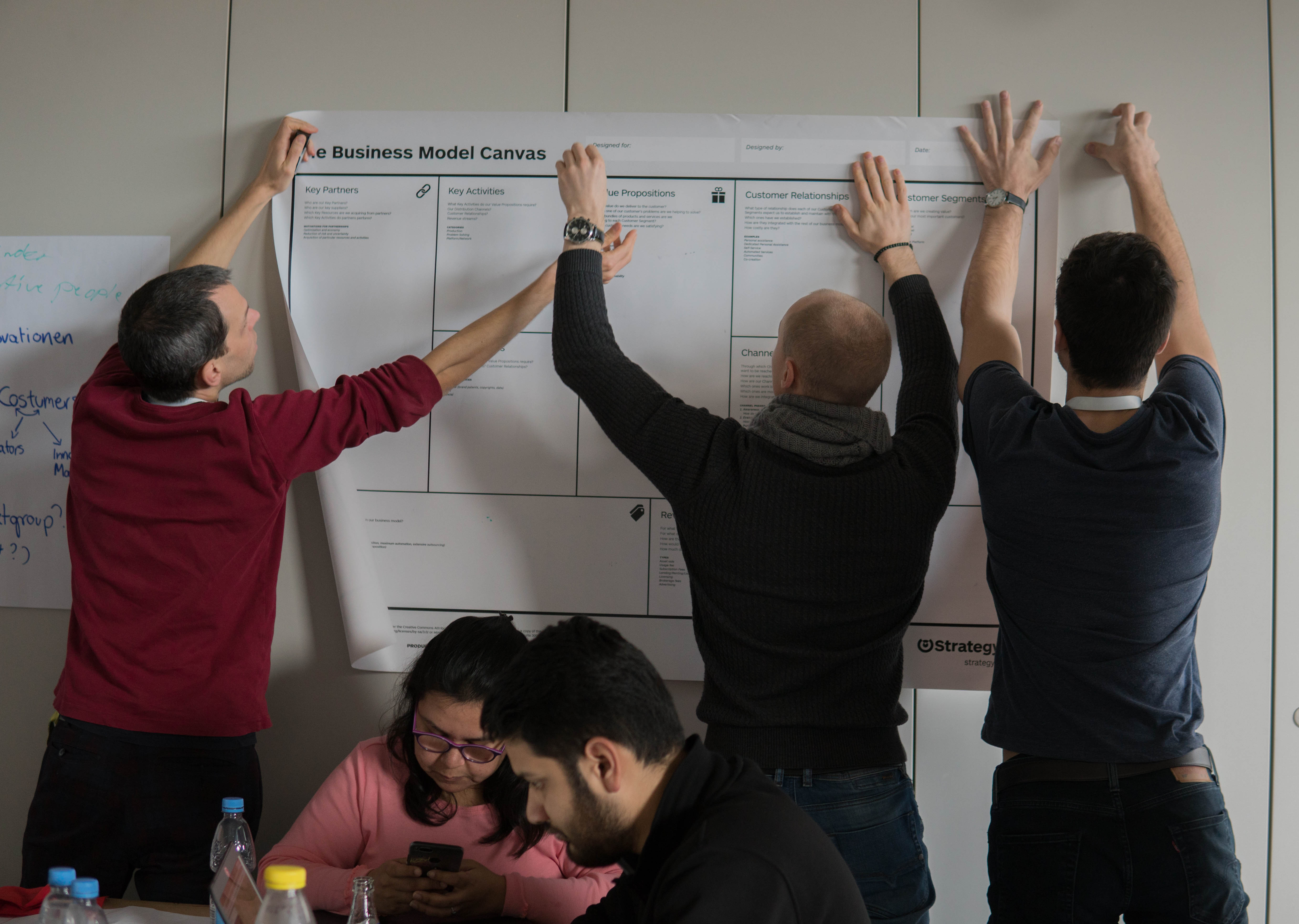 In 54 Stunden von der Idee zum Geschäftsmodell – Das Startup Weekend Stuttgart 2018