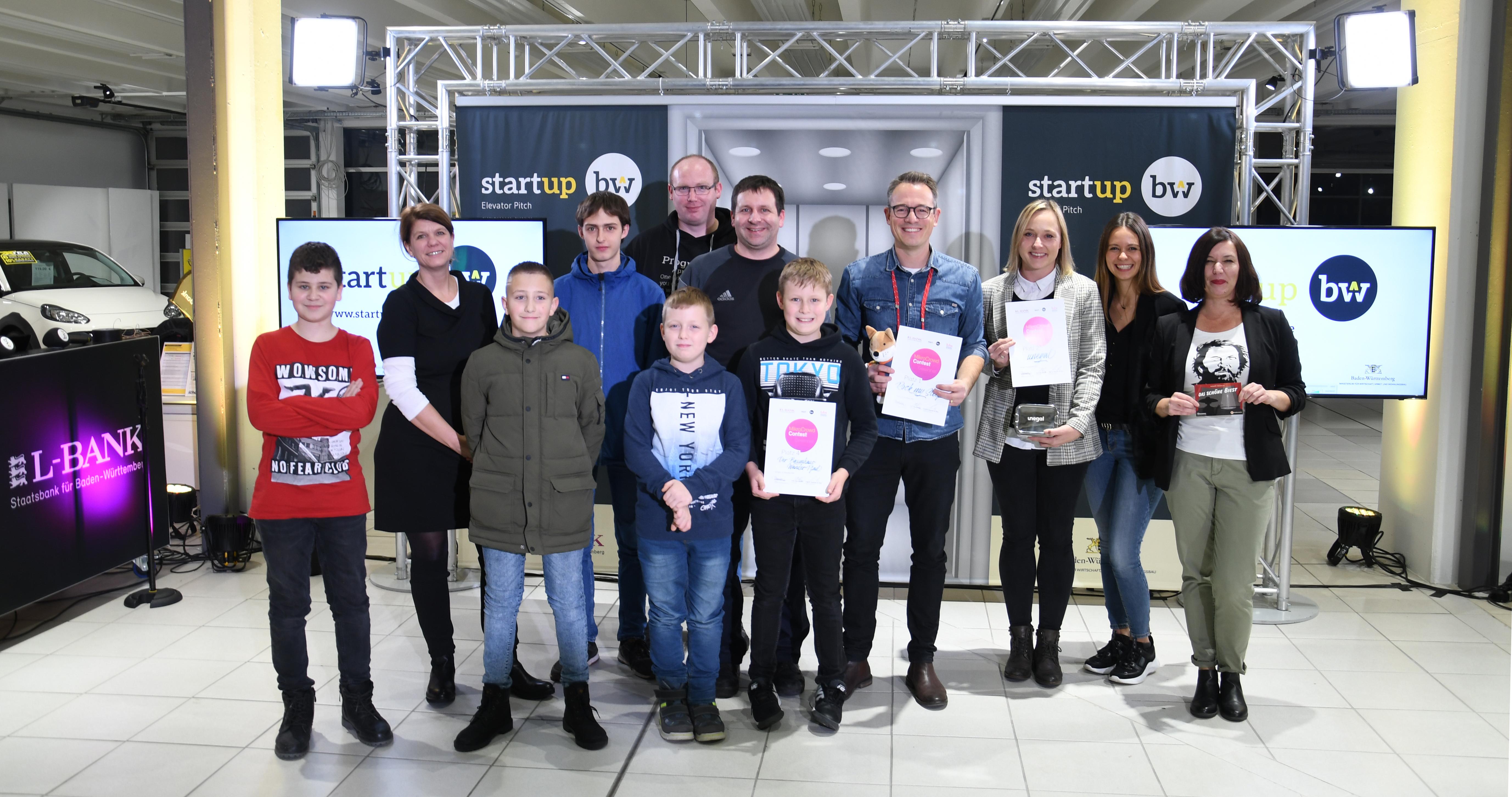 Die Gewinner des MikroCrowd Contest stehen fest Image