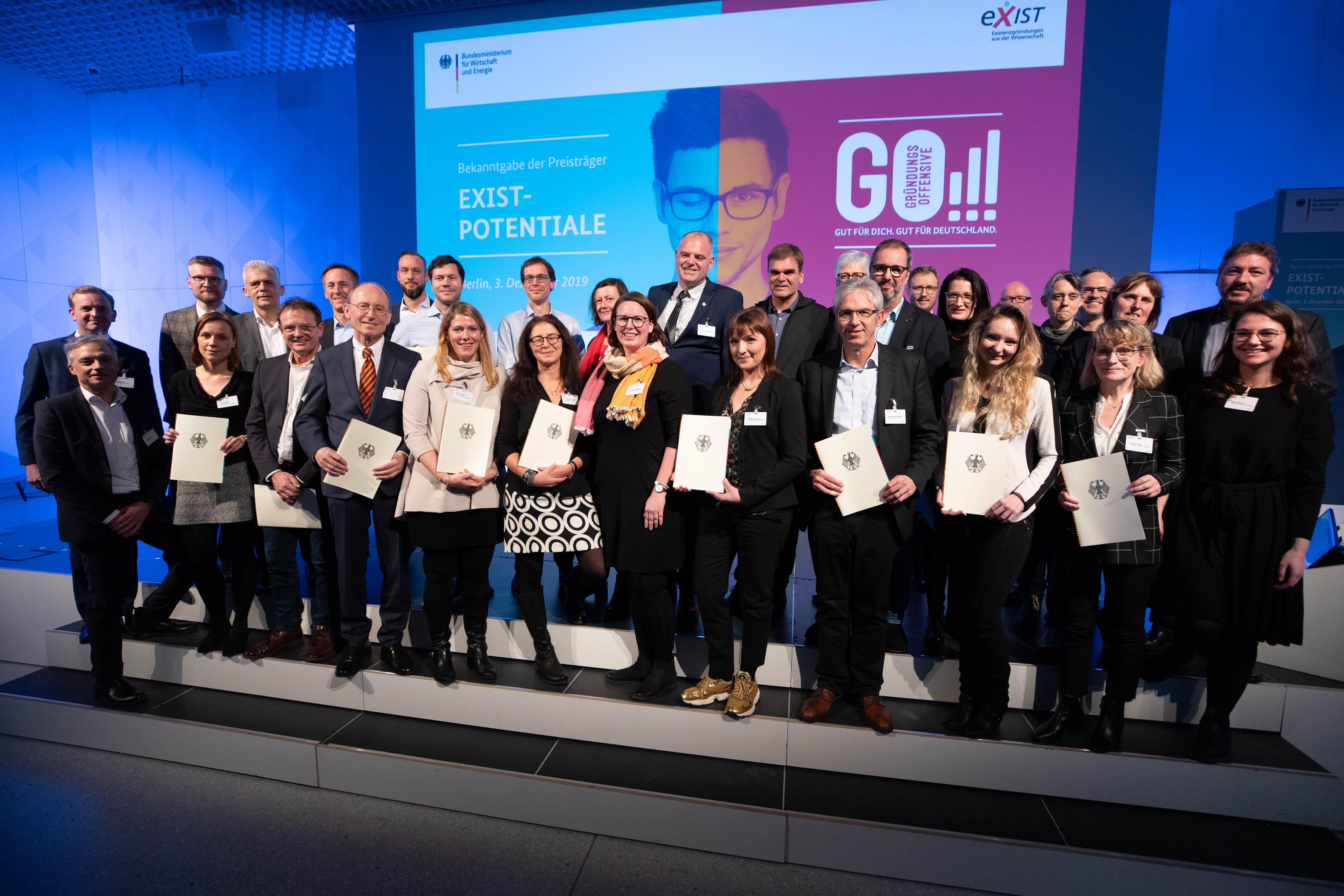 Rund 1,7 Millionen Euro für die Gründungsförderung an der HdM Stuttgart
