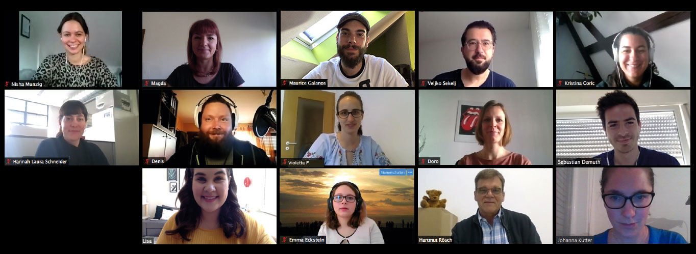 Remote aber zusammen – Der aktuelle Arbeitsalltag im Startup Center